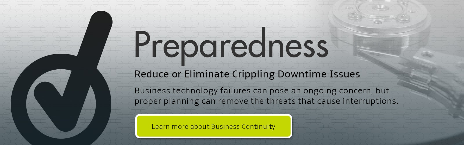Reduce or eliminate crippling downtime issues